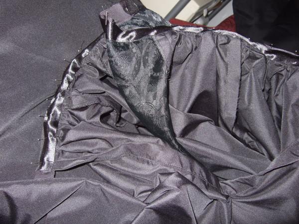 sewing waist band