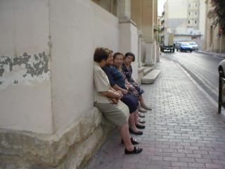 Old Ledies on Sliema street
