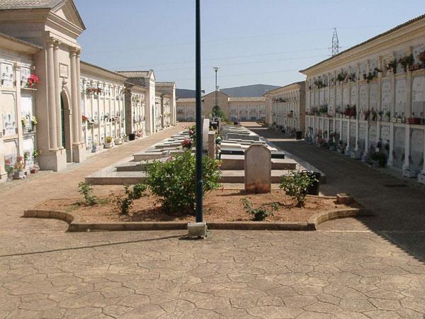 Inca Cementery