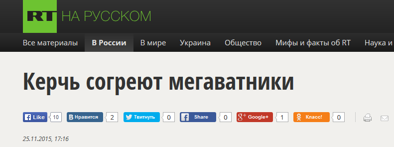 мегаватники в Крыму