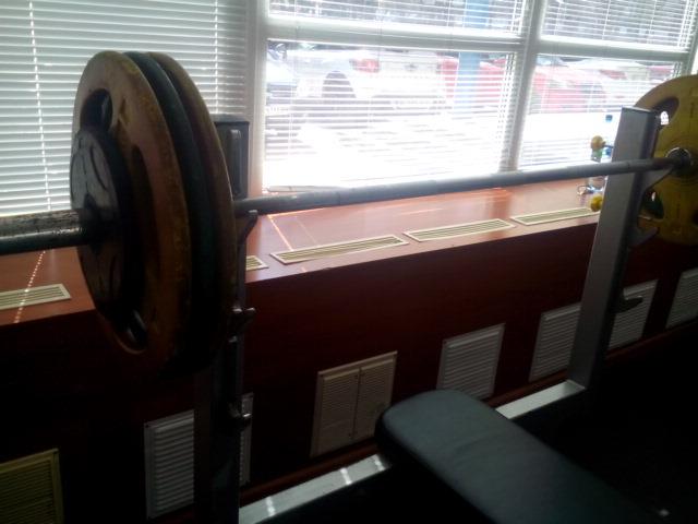 Штанга 110 кг