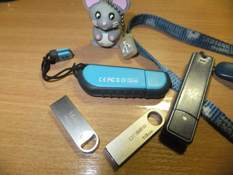 USB flash-drive