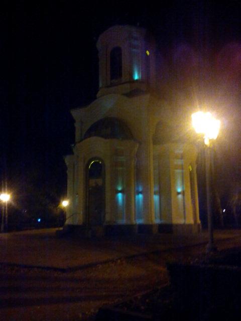 Полтава. Свято-Пантелеймоновский храм