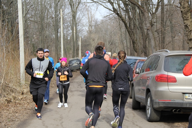 Kharkiv Half Marathon 2017