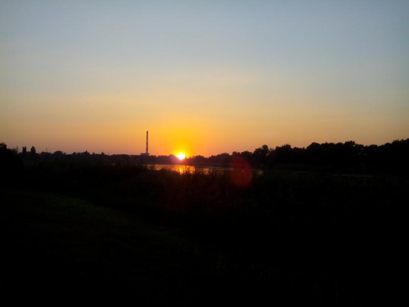 Вечірнє Сонце