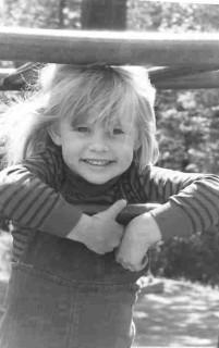Me as a kid.