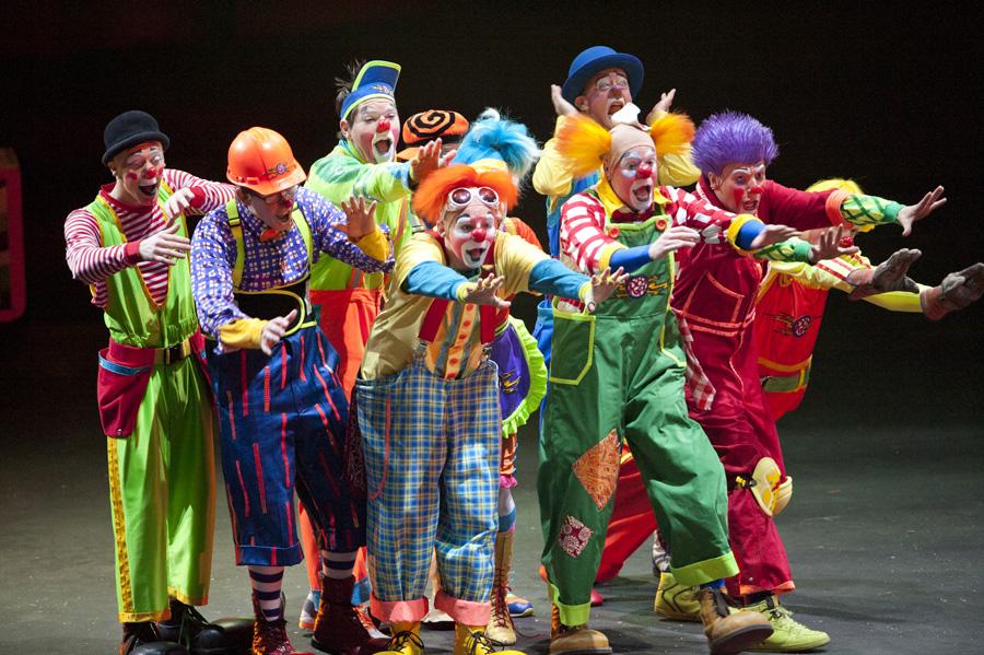 Clown-Alley