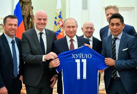 ФІФА явно не цурається політичних ігрищ, - Клімкін - Цензор.НЕТ 8096