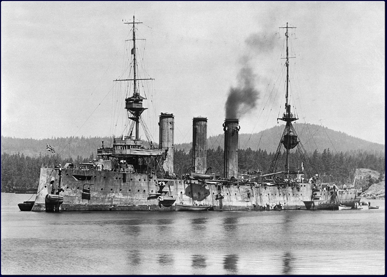 100 лет сражению у фолклендских островов