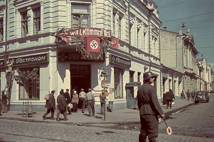 Оккупированная Украина в дневнике немецкого архитектора  serzzze 1efdf87a5f071