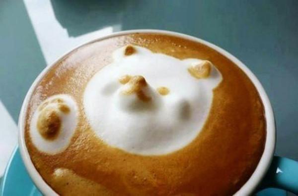 кофе-панда