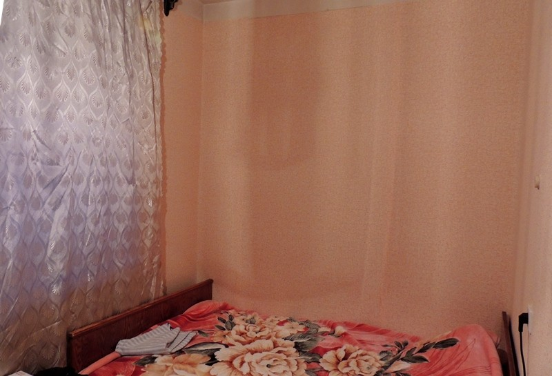 комната в цирковом общежитии