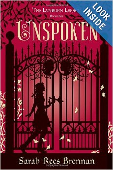 Unspoken, Original Cover