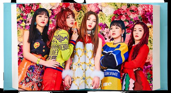 Red Velvet Rookie Teaser 8 Omonatheydidnt