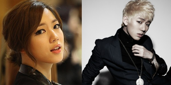 ALL About KPOP - [Breaking] Block B's Zico and Hwayoung ...