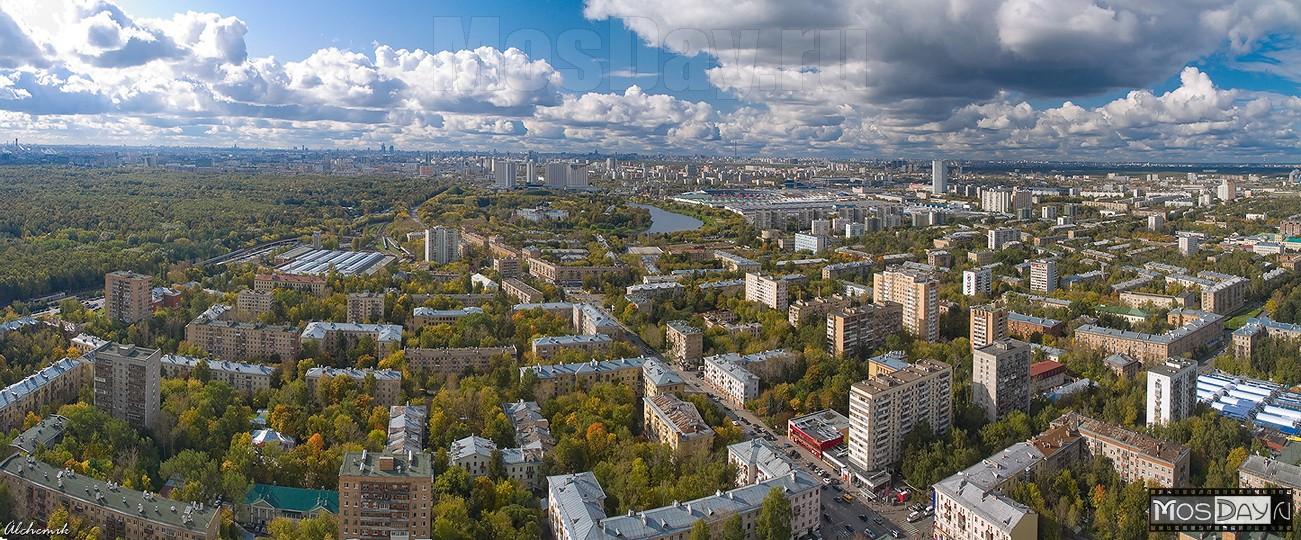 Справка об окружении Восточное Измайлово Справка для работы в Москве и МО Широкая улица (хутор Брехово)