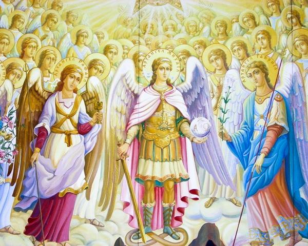 Собор Небесных Сил