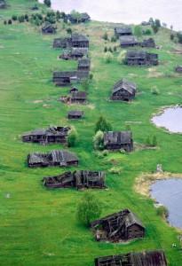 Деревня-призрак