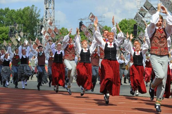 Никогда Латвия не была такой счастливой, как при Путине