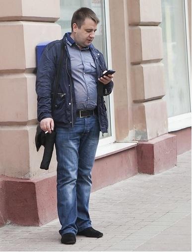 Сотрудник ФСБ Алексей