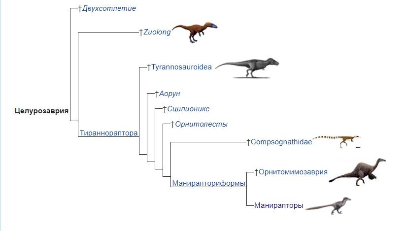 Даже мелкие динозавры вымерли. Почему? Screenshot_16
