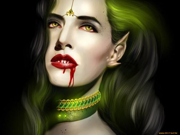 Вампиры - откуда пришли в мифологию