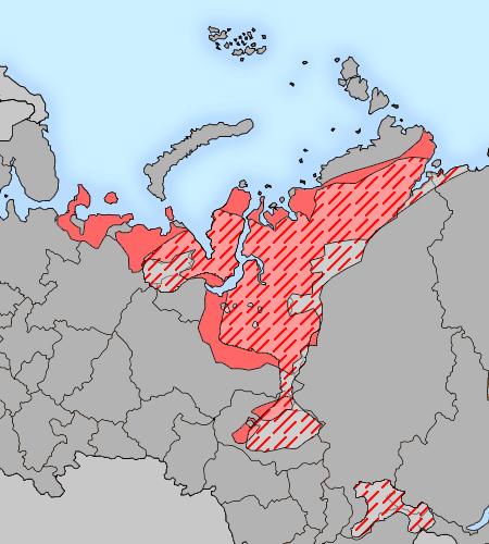 Samoyedic_map_XVII-XX
