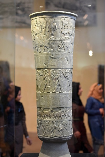 800px-Warka_Vase,_Iraq_Museum