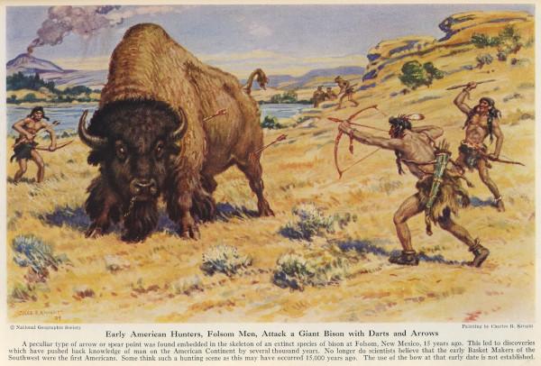 busur-dan-panah-prasejarah
