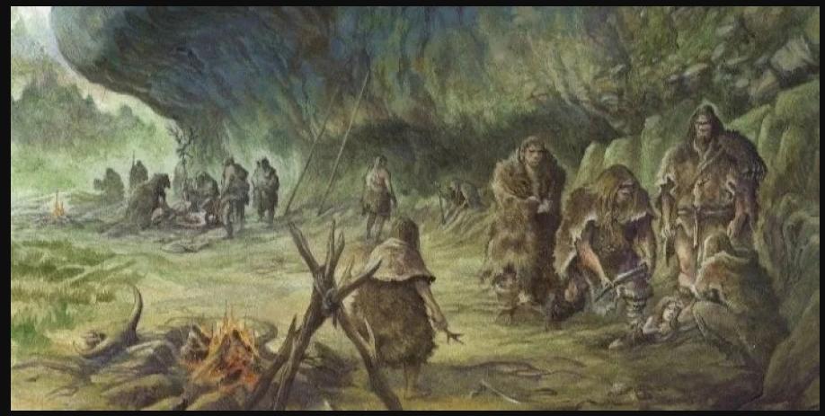 Алтайские неандертальцы - разумные люди в России до Хомо Сапиенсов