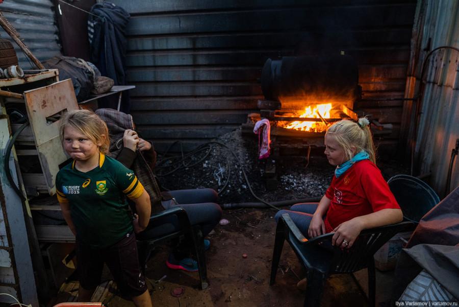 Реальный уровень жизни людей при апартеиде в ЮАР 40