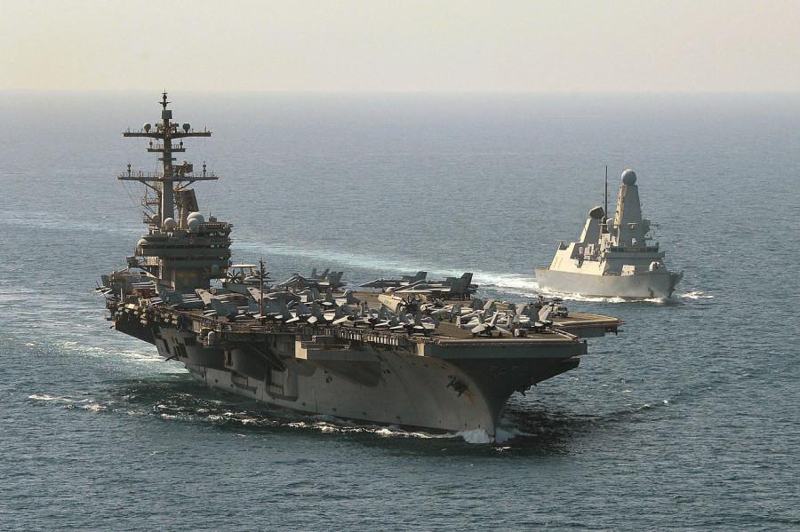 HMS_Defender_Escorting_USS_George_HW_Bush_MOD_45157996