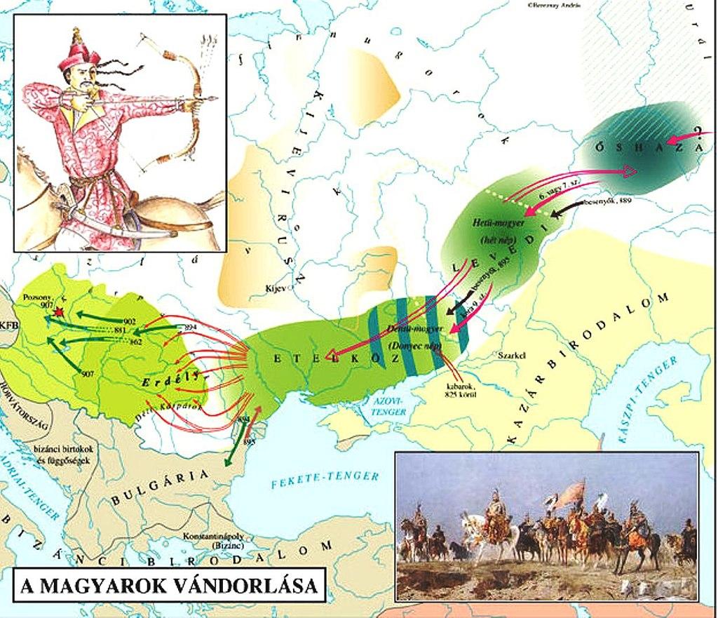 A_magyarok_vandorlasa