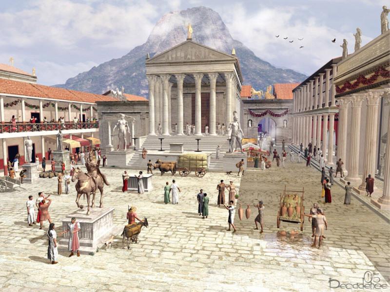 древняя греция до нашей эры в картинках шишки для