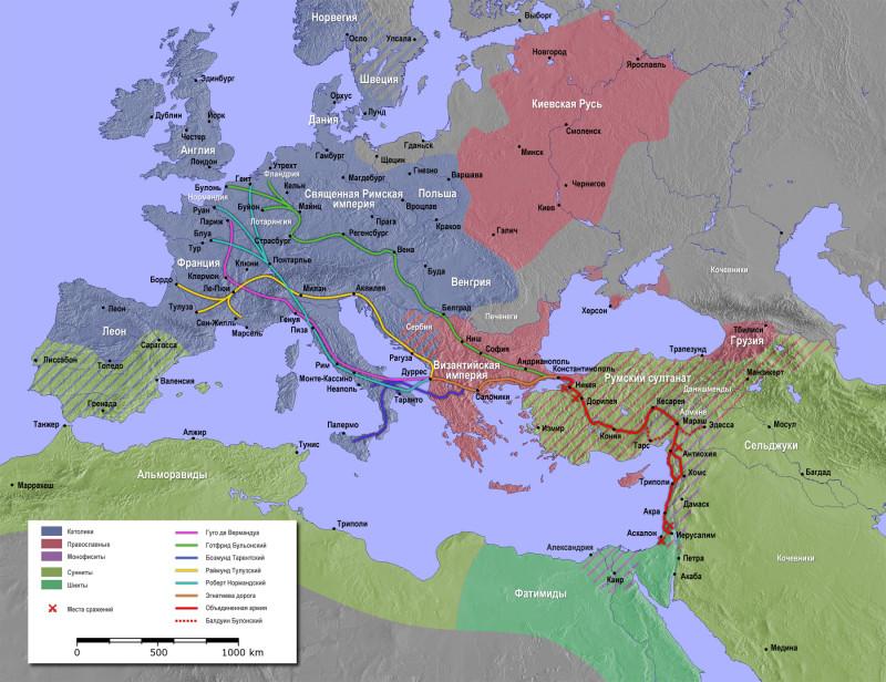 First_crusade_map