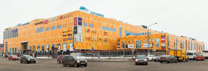 columbus-moskva