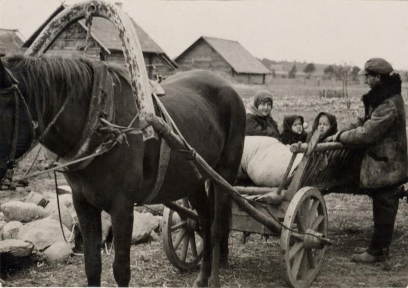 Пракотимся... Фото Семака Франца 1937.