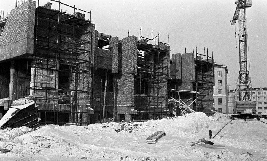 1984 театр зима
