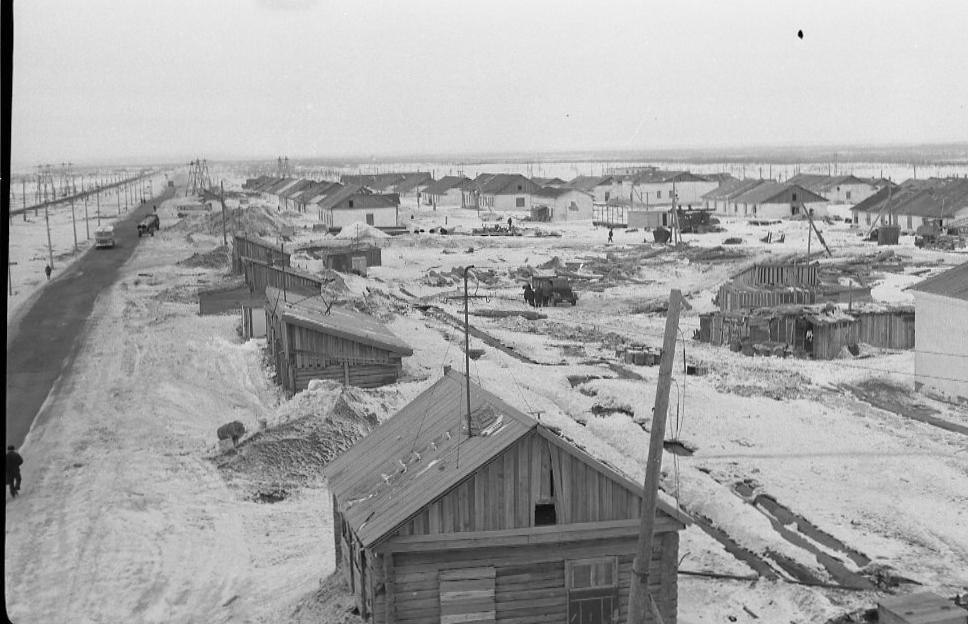 май 1969, старые посёлки 17 район
