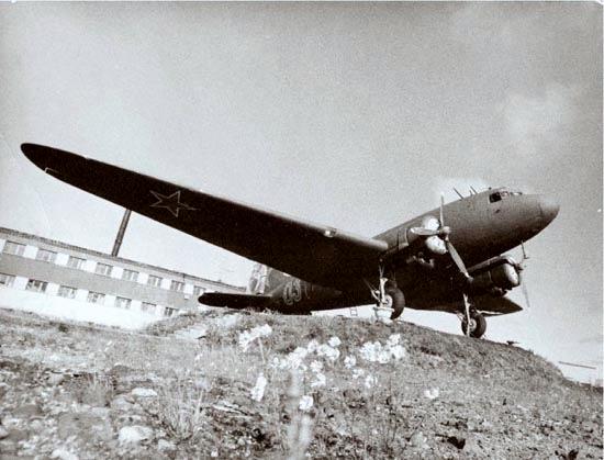 фото кабины ли-2