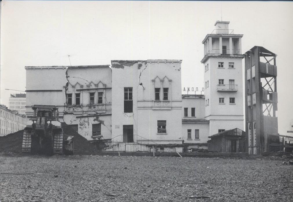 Старое пожарное депо. ф. Плеханов3