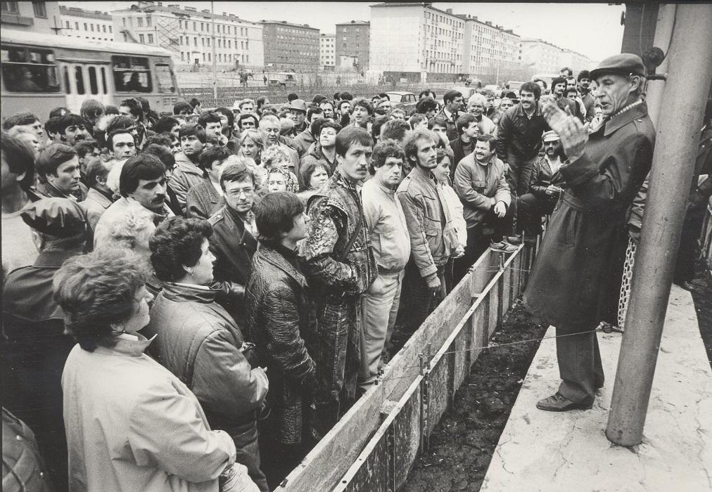 Пикет Горком (2)