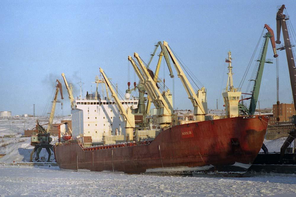 судно Норильск-2