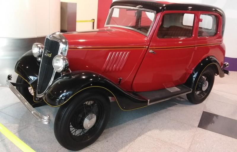 13. Форд, но выпускался в Германии