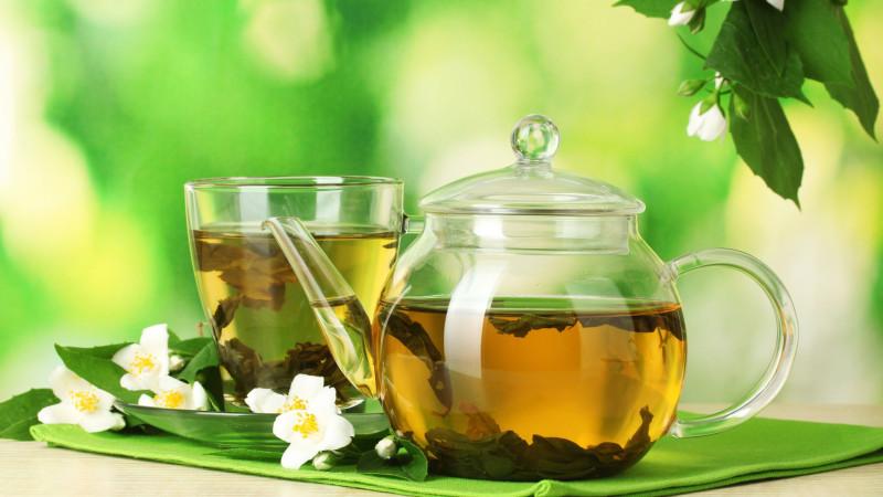 Китайский чай - природное и быстрое средство для похудения.