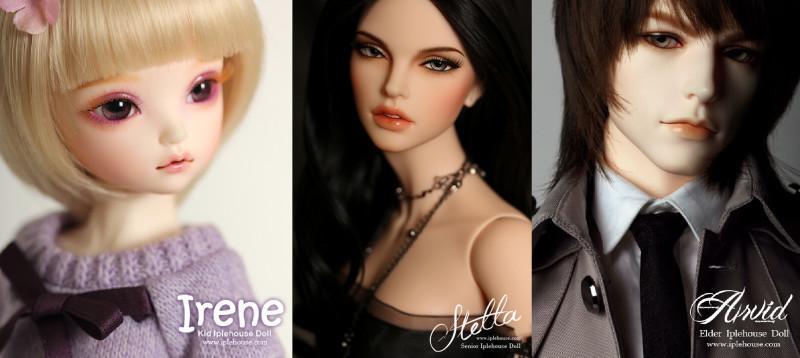 Что такое куклы BJD (БЖД) история происхождения и просто интересные картинки