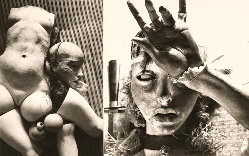 Ханс Беллмер (Hans Bellmer) фотограф художник шарнирные куклы фото фотографии