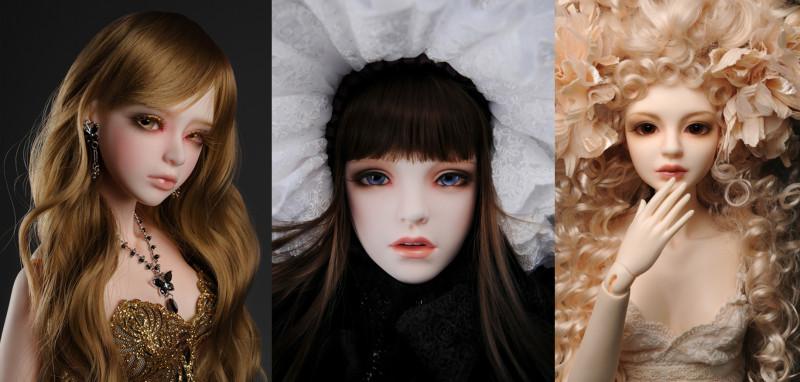 Trinity Doll от Dollmore.net шарнирные куклы BJD