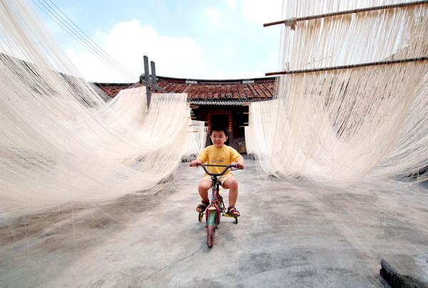 производство лапши Китай история создания возникновения лапши