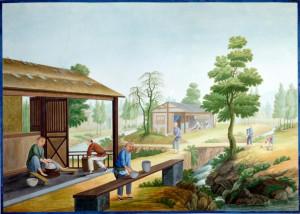 изобретение фарфора в китае добыча фарфора в картинках